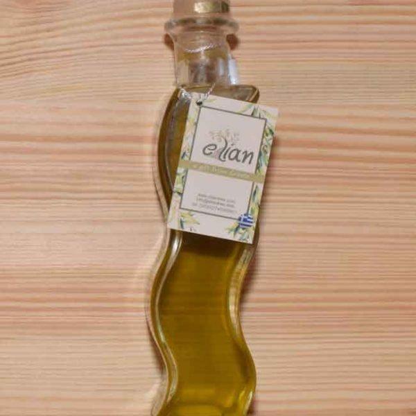 Μπουκάλι ελαιόλαδου σχήμα ζιγκ-ζαγκ 1