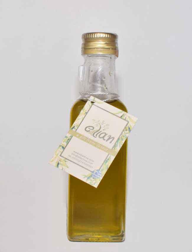 Μπουκάλι ελαιόλαδου ορθογώνιο σχήμα