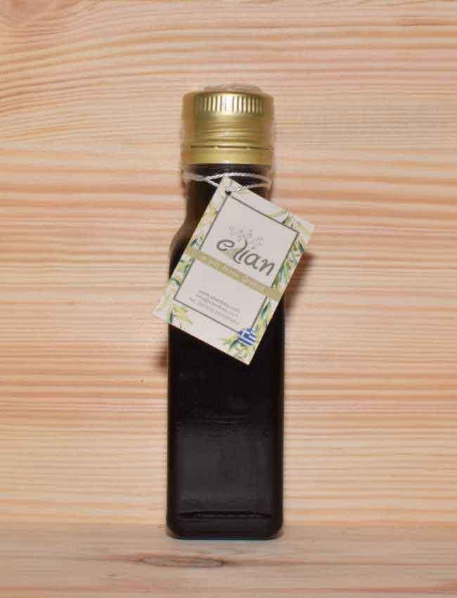 Μπουκάλι ελαιόλαδου ορθογώνιο σκούρο σχήμα 1