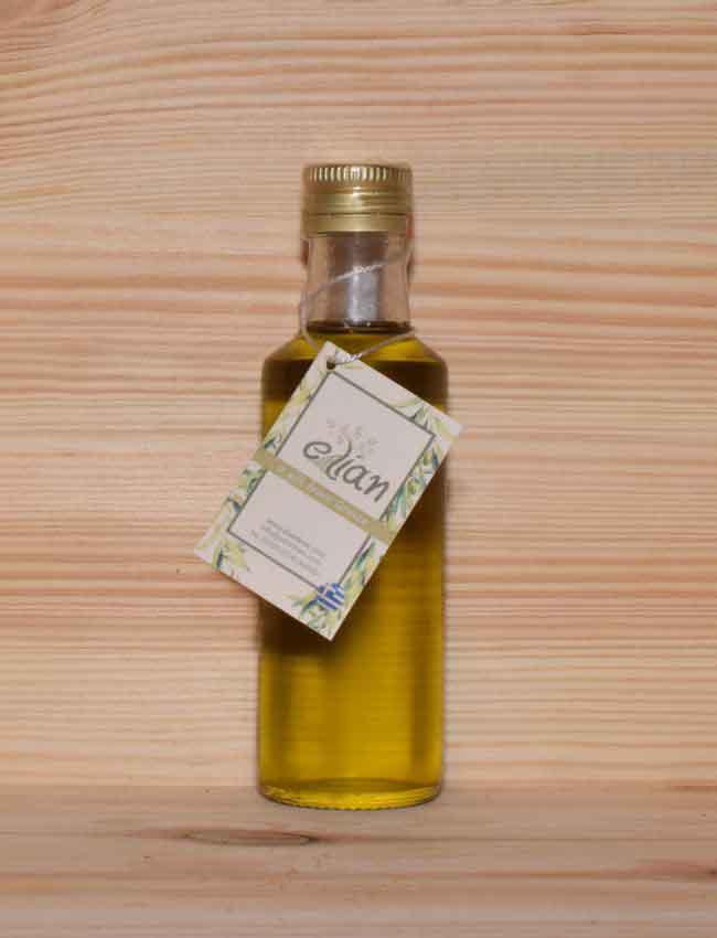 Μπουκάλι ελαιόλαδου στρογγυλό σχήμα 1